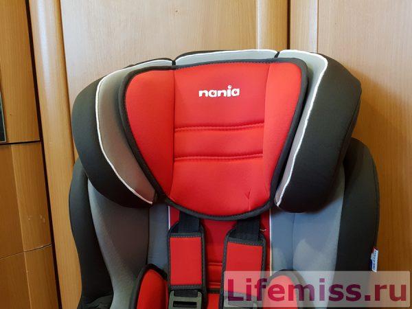 Автокресло Nania Imax SP LX