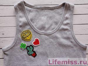 Нашивки для одежды