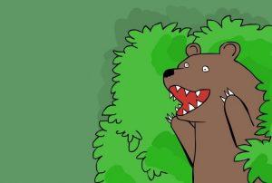 Медведь кричит вслед